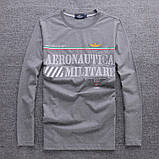 Aeronautica Militare original мужская рубашка поло аэронавтика милитари, фото 3