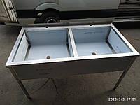 Мойка сварная производственная 1500х800х850 - 4.026 грн.
