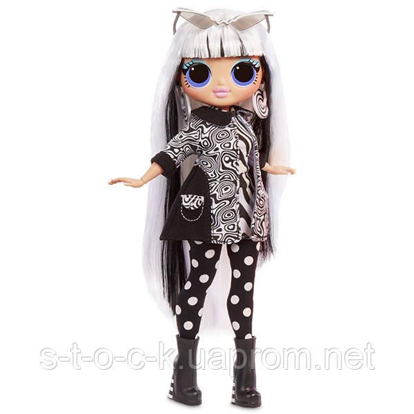 LOL Модная кукла OMG Lights Groovy Babe с 15 сюрпризами
