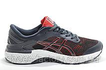 Кроссовки для бега в стиле Asics Gel Kayano 28, Dark Blue\Red, фото 2