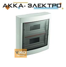 Бокс наружный 24-ти модульный Viko Lotus 90912124