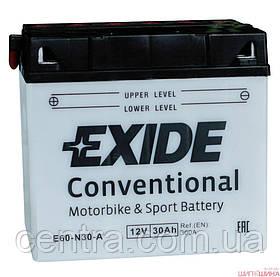 Мото аккумулятор EXIDE E60-N30-A