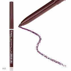 Механический карандаш для губ и век RP-141 № 12 Deep purple