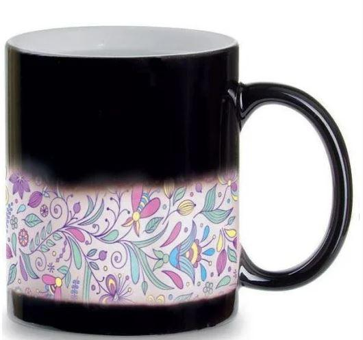 Чашка Хамелеон, посуда для сублимационной печати