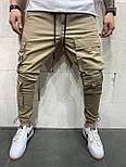 😝 Брюки карго- Мужские штаны карго, фото 2