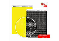 "Бумага дизайнерская двусторонний матовый ""Be in color""4 1, 21х29,7 см, 200 г/м2, ROSA TALENT"