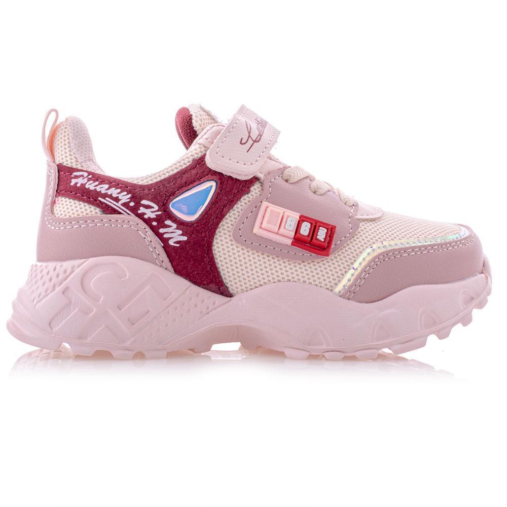 Кроссовки для девочек Kimboo 26  розовый 980932