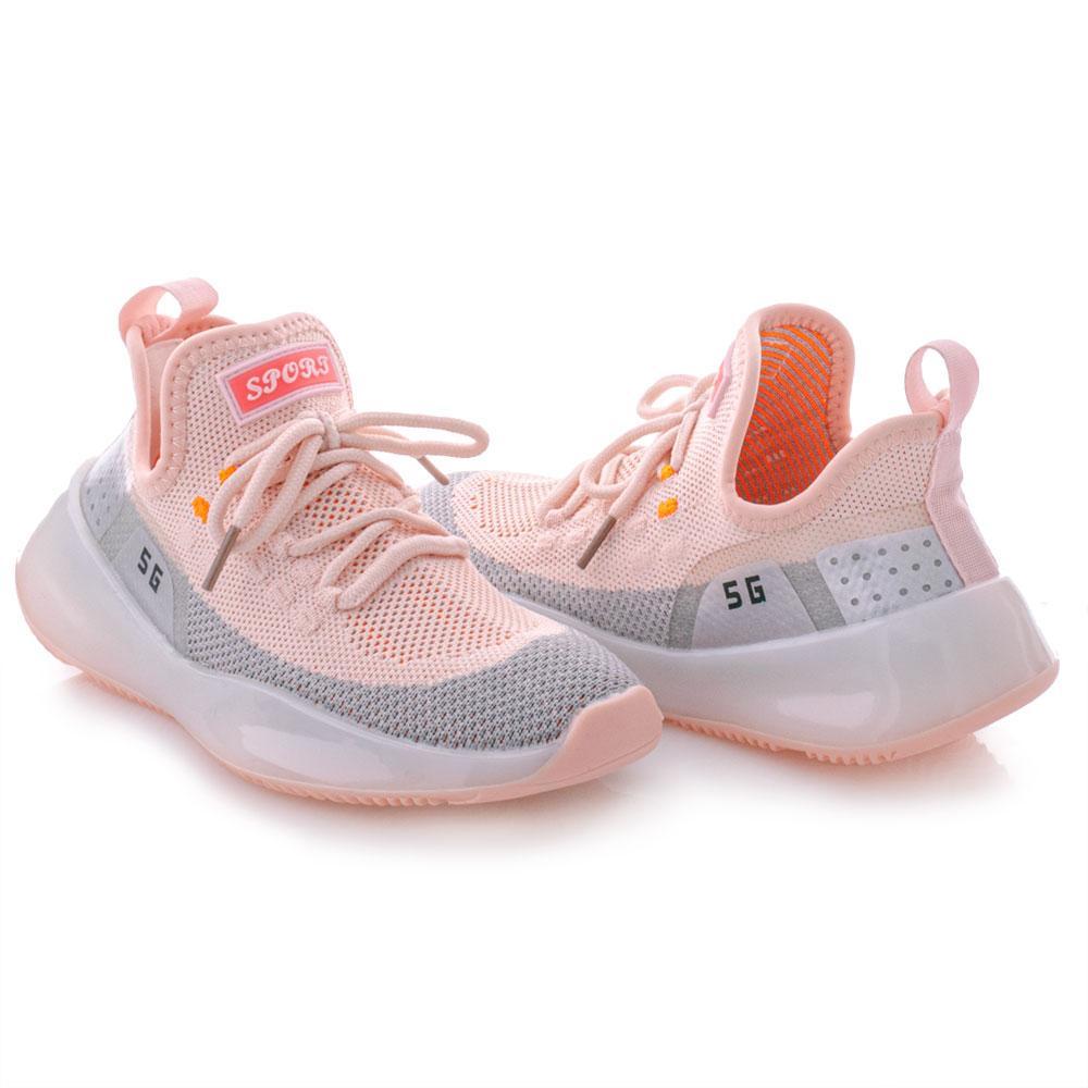 Кросівки для дівчат Muncu 31 рожеві 980946