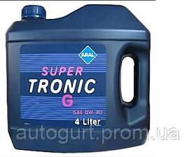 Масла моторные  Aral SuperTronic G 4L код 10383