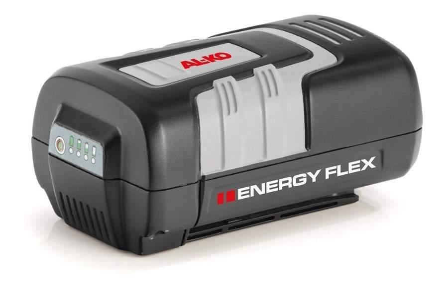 Аккумулятор AL-KO Energy Flex для воздуходувки, газонокосилки, кустореза, триммера