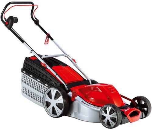 Електрична газонокосарка AL-KO Silver 46.4 E Comfort