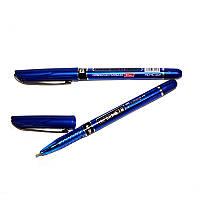 Ручка масляна Hiper Metr HO-1000 10 км. 0,7 мм синя корпус синій