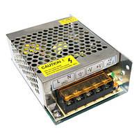 Блок питания перфорированный 5В 5А 25Вт для LED-лент CCTV