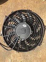 """Вентилятор универсальный (конденсатора) 12 """"(дюймов, 32см ) 24 Вольта"""