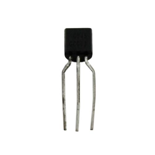 Чип C945 TO92, Транзистор биполярный NPN, усилитель ВЧ