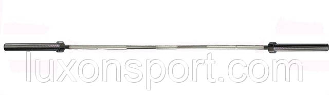 Гриф народный ф 50мм (2200мм) Luxon Sport
