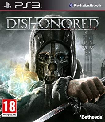 Игра для игровой консоли PlayStation 3, Dishonored (БУ)