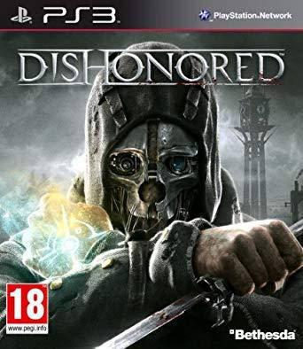 Игра для игровой консоли PlayStation 3, Dishonored (БУ), фото 2