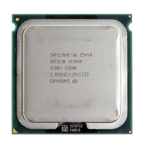 Процессор Intel Xeon E5440, 4 ядра 2.83ГГц, LGA 771