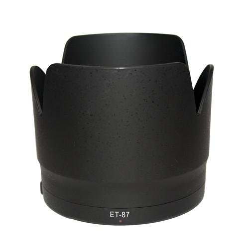 Бленда ET-87 Canon EF 70-200 f/2.8L IS II, черная