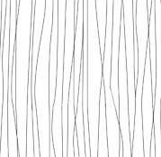 Пленочная МДФ панель (полоса белая)