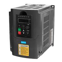 Инвертор частотный преобразователь 2.2кВт 220В для шпинделя ЧПУ YL620-A