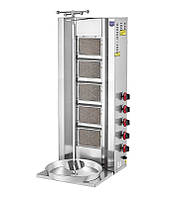 Аппарат для шаурмы газовый Remta D09 LPG