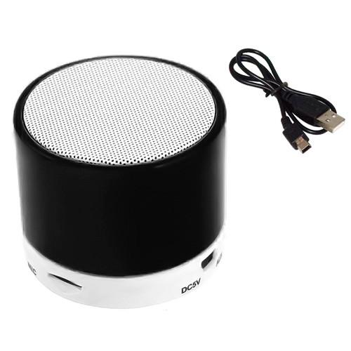 Колонка портативная Bluetooth мини S10, USB MicroSD