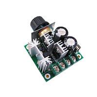 ШИМ регулятор скорости мотора DC 12-40В 10А 13КГц PWM оборотов