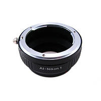 Адаптер переходник Nikon AI - Nikon 1 J1, кольцо Ulata