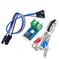Модуль преобразователь термопары К-типа MAX6675 0-1024С для Arduino