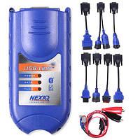 Nexiq 125032 USB Link + Bluetooth cканер диагностики грузовых авто