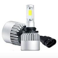 Лампы светодиодные автомобильные Partol S2 9006 P22d 12В 72Вт 8000лм