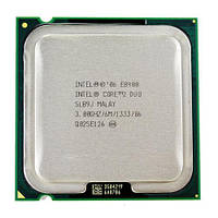 Процессор Intel Core 2 Duo E8400, 2 ядра, 3ГГц, LGA 775