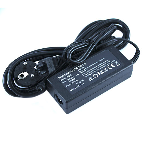 Блок питания, сетевой адаптер 12В 5А, 5.5x2.1мм 5.5x2.5мм + кабель