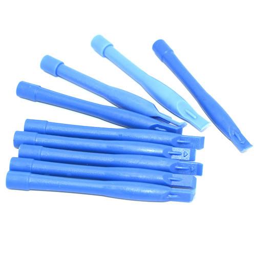 10x Лопатка пластиковая съемник для вскрытия корпусов разборки
