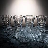 """Набор высоких стаканов 350 мл  """"Diamonds"""" 6 шт.ПУ"""