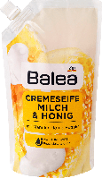 Balea жидкое крем-мыло для рук Milch & Honig 500 мл запаска