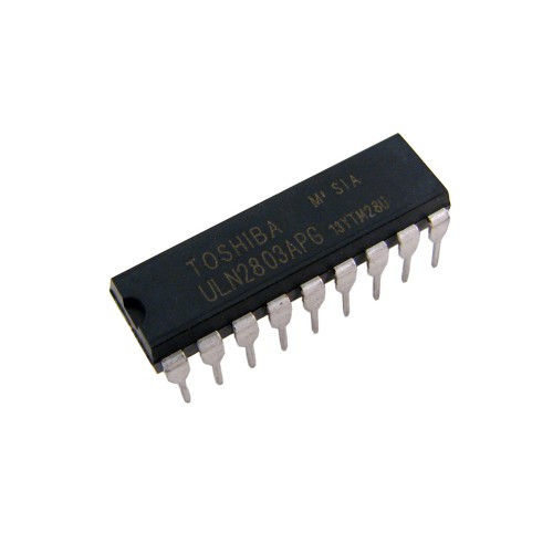 Чип ULN2803APG ULN2803 DIP18, Транзисторная сборка Дарлингтона