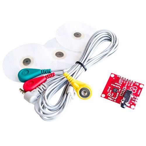 Датчик монитор сердечного ритма модуль ЭКГ AD8232 для Arduino