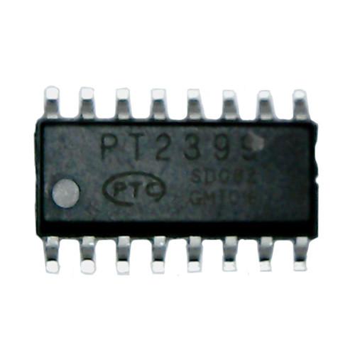 Чип PT2399 SOP16, Аудиопроцессор эхо