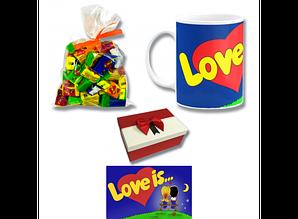 Подарочный набор Love is Для него