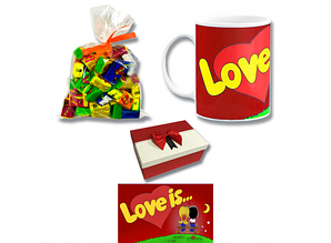 Подарочный набор Love is Для нее