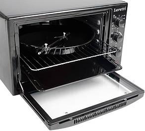 Электрическая духовка Laretti LR - EC 3804 Black, фото 2