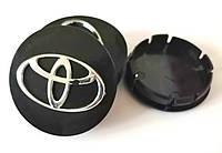 Колпачки в диски Toyota (60/55мм,объемные)