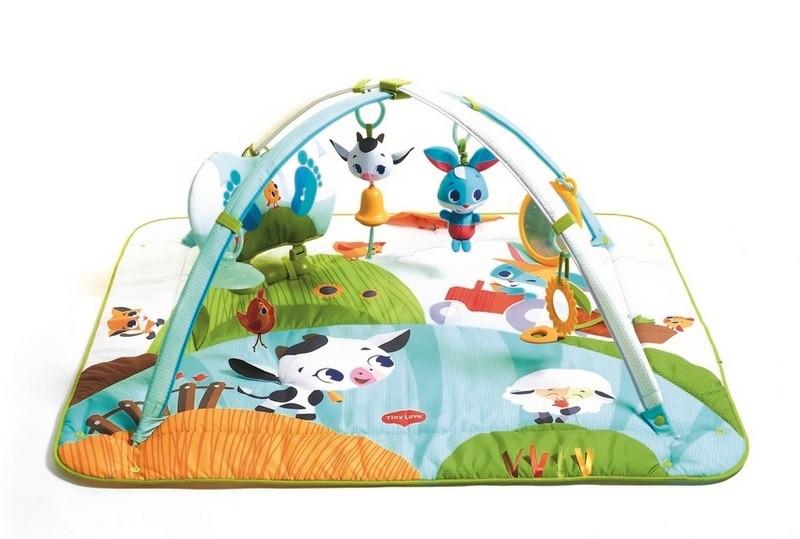 Коврик развивающий Ферма Tiny Love 120660E001