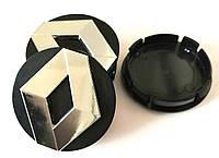 Колпачки в диски Renault (60/55мм,объемные)