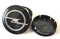 Колпачки в диски Opel (60/55мм,объемные)