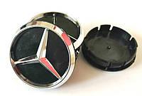 Колпачки в диски Mercedes (60/55мм,объемные)