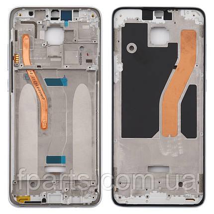 Рамка дисплея Xiaomi Redmi Note 8 Pro, White, фото 2